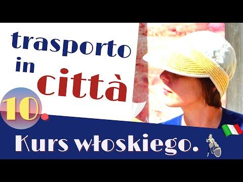 Lista Słówek: Transport Publiczny W Mieście. / Trasporto Pubblico In Città.