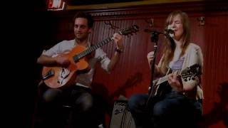 """Look at Me"" by Margaret Glaspy w/Julian Lage at Toad, Cambridge MA 6/19/10"