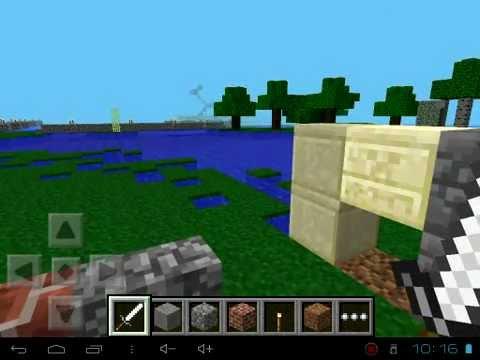 Скачать Майнкрафт На Андроид Версия0.6.1