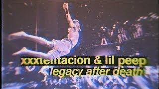 Xxxtentacion Lil Peep And Legacy After Death