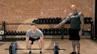Understanding Deadlift Form: Regular vs Sumo Deadlift with Jim Stoppani and Mike McErlane
