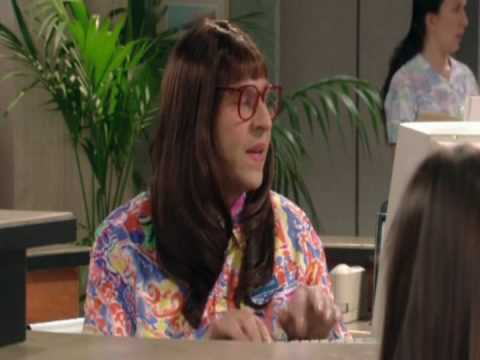 Little Britain USA - Rude British Receptionist