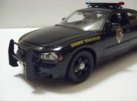 Maryland State Police Dodge Charger All Black Youtube