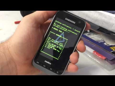 Samsung Attain 4g Hard Reset Metro PCS