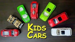 Kids Car | Police Car | Truck | Ambulance | Fire Trucks | Kids Toy Cars