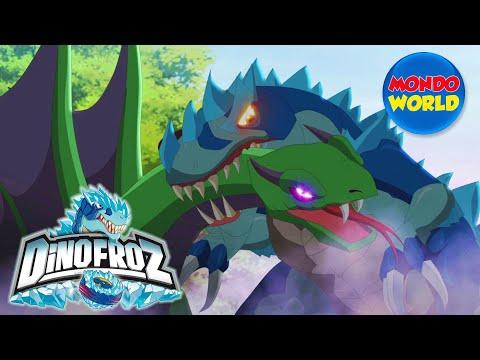 NECRON THE MERCYCLES - Dinofroz episode 7 EN