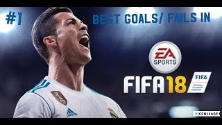FIFA 18 BEST GOALS/FAILS  Saison 4 with Real Madrid