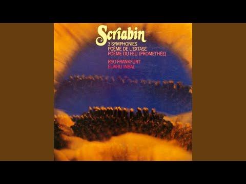 Scriabin: Le Poème de l'Extase, Op.54