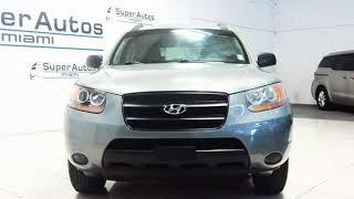 2009 Hyundai Santa Fe GLS Used Cars - Doral,FL - 2018-11-15
