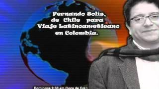 Grabaciones de Fernando Solís Lara para Viaje Latinoamericano