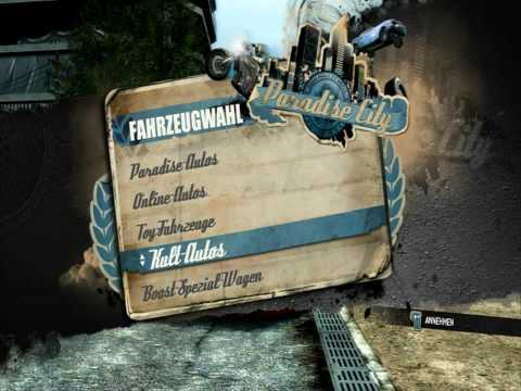 Burnout Paradise glitchs Tutorial 1!!!