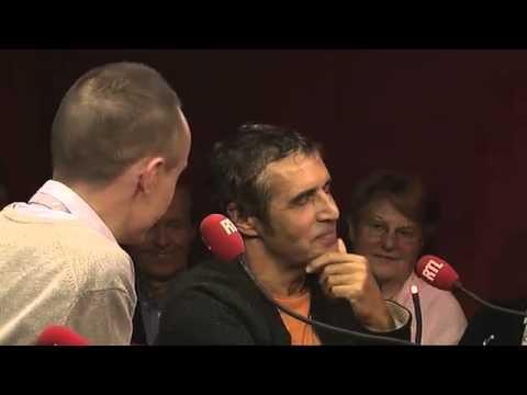 Julien Clerc : L'heure du psy du 27/11/2012 dans A La Bonne Heure