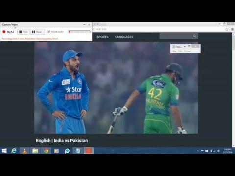 virat kohli abusing umpire vs pakistan asia cup 2016