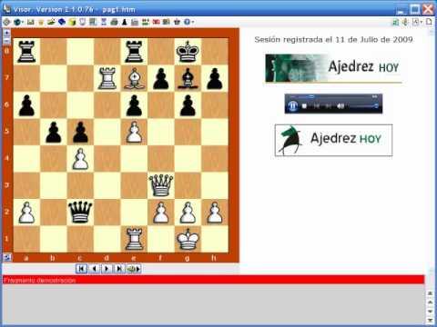 Jugar al ajedrez. Debilidades, Parte-1