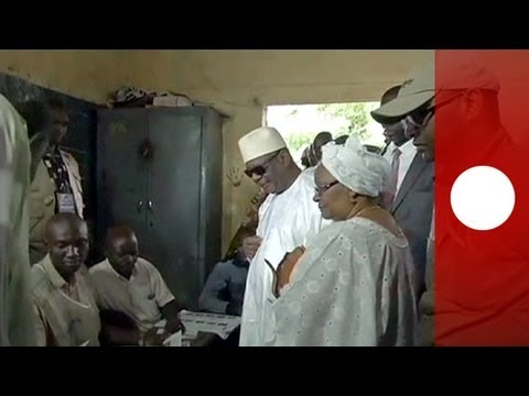 Le Mali a un nouveau président : Ibrahim Boubacar Keïta