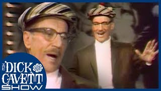 Groucho Marx Performs 'Lydia The Tattooed Lady' | The Dick Cavett Show