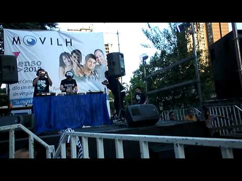 Yurner Playing This Is Porno [open Mind Fest 2011]  1 video