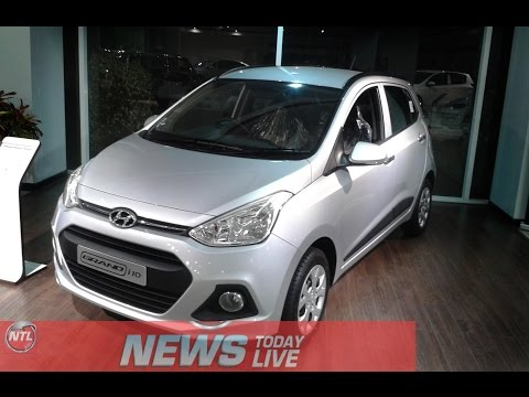 All New Hyundai Grand i10 Car Interior and External Hindi Review