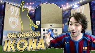 NAJVEĆA IKONA SVIH VREMENA!! Balkanske Ikone #16 FIFA 18