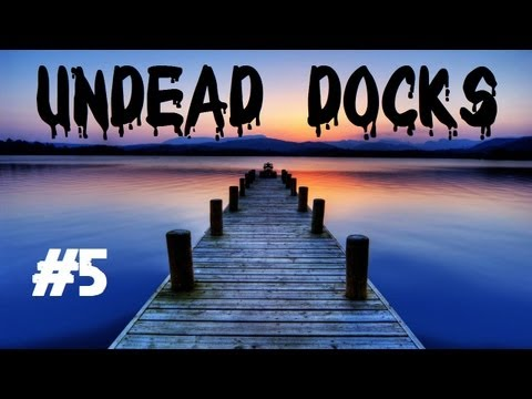 Custom Zombies - Undead Docks: FINALE - Beating the 75,000 Point Map Ending (Part 5)