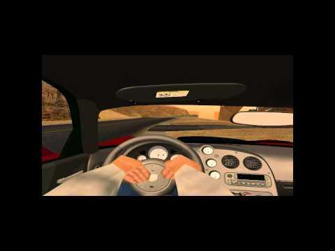 GTA San Andreas First Person Camera Mod