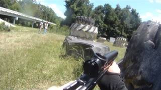 Empire Sniper Pump (8/3/2013) Game: 1 @Twisted Paintball
