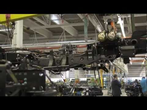 ► Mercedes-Benz UNIMOG - Production