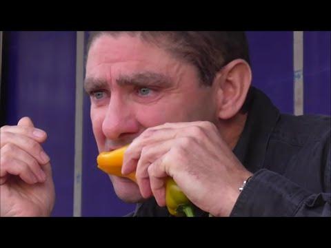 Chilli Eating Contest | Burnham on Sea | 2014
