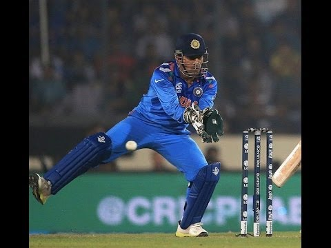 Ms Dhoni I The Best Wicket Keeper video