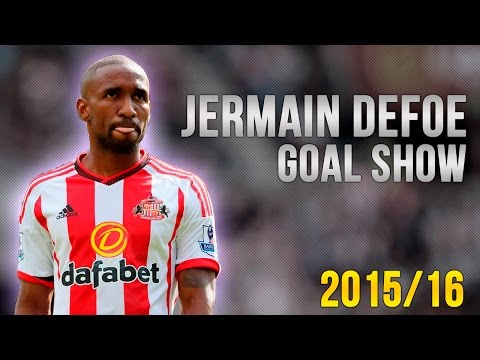 Jermain Defoe | Goal Show Sunderland 2015/16 | HD