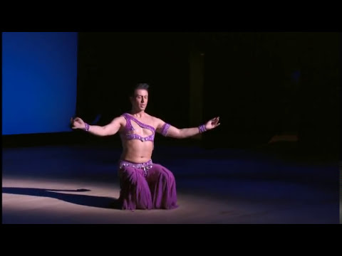 Male Belly Dancer Zadiel Drum Solo bellydance in Japan
