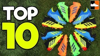 Top 10 World Cup Football Boots! Best Soccer Cleats 2018