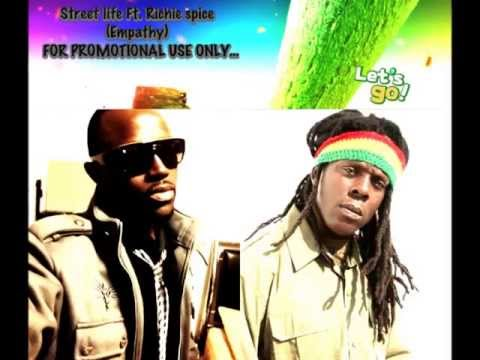 J-Matic~Street Life ft. Richie Spice (Empathy) Remix!!