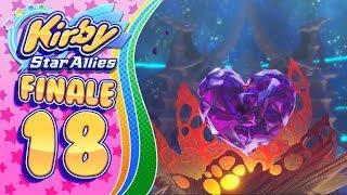 Kirby Star Allies ITA [Parte 18 - BOSS FINALE - Il divino Terminus]