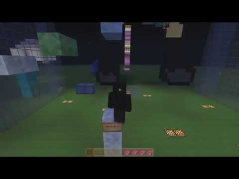 Minecraft: Coreana Sexy Parkour video