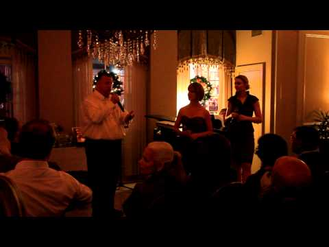 "Bon Operatit! Performs ""Time to Say Goodbye"" at The Inn On Bourbon"