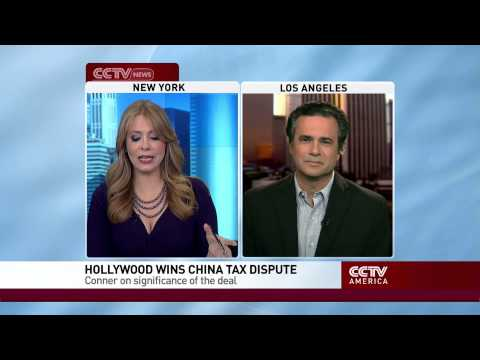 Deal Struck Between China and Hollywood