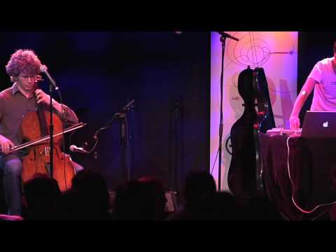 Joshua Roman and Mason Bates at Le Poisson Rouge