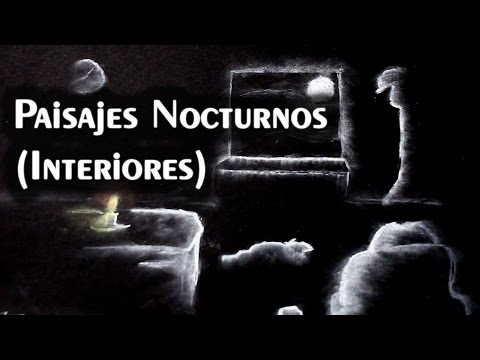 Paisajes Nocturnos (Interiores)