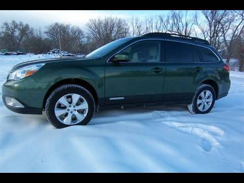 2010 Subaru Outback 3.6R Review
