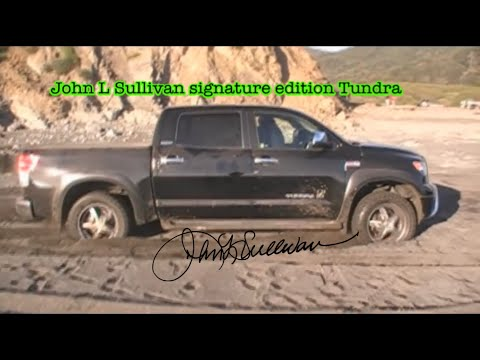 Toyota Tundra 08 lifted off road 4x4 (John L Sullivan signature) HD