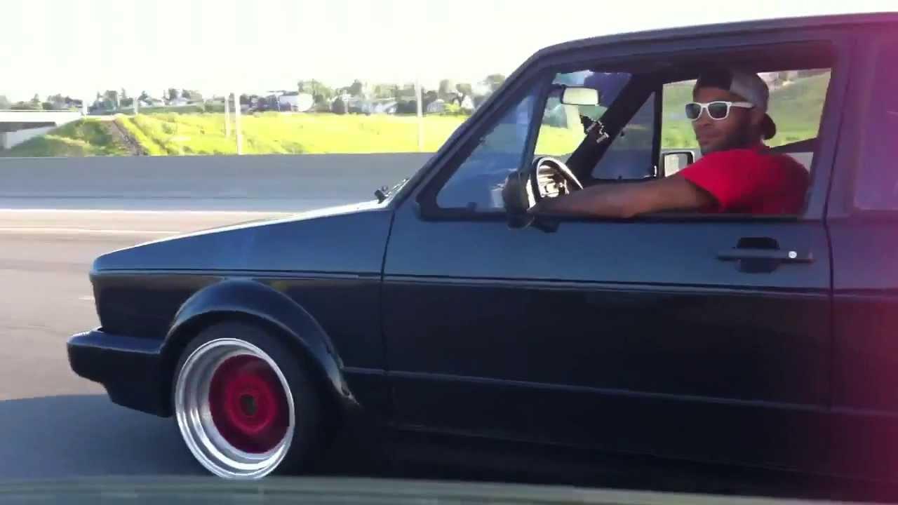 1984 Volkswagen Rabbit Gti Youtube