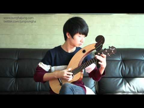 (Harp Ukulele) Dust_In_The_Wind - Sungha Jung Music Videos