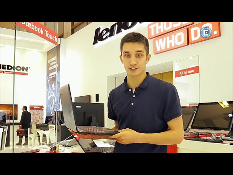 Гаджетоманы на IFA 2014: свежие тренды от Lenovo