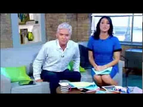 Brodie and Nathan on This Morning  ITV 7th April 2015