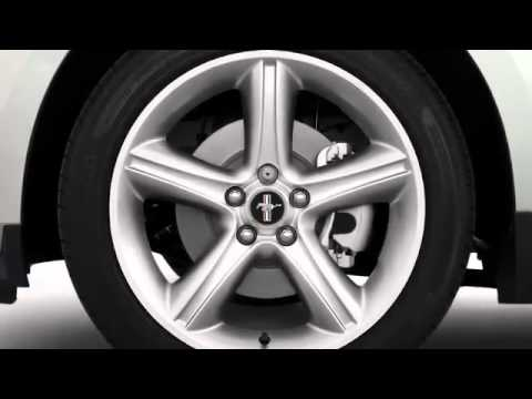 2010 Ford Mustang Video
