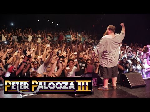 "Watch ScHoolboy Q, Action Bronson, Danny Brown & More Perform at Peter Rosenberg's ""Peter Palooza 3″"