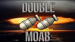 MW3: Double 6V6 MP7 Moab - Hardhat Tips