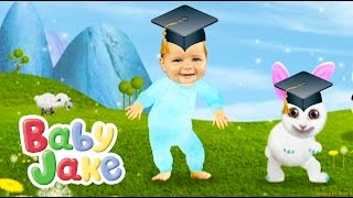 Baby Jake - Back to School Adventure - ABS Song