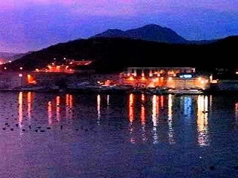entrando al porto di olbia al tramonto 4
